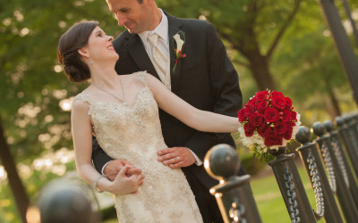 Classic Elegance at the Tutwiler Hotel for Jenny and Mike's wedding day