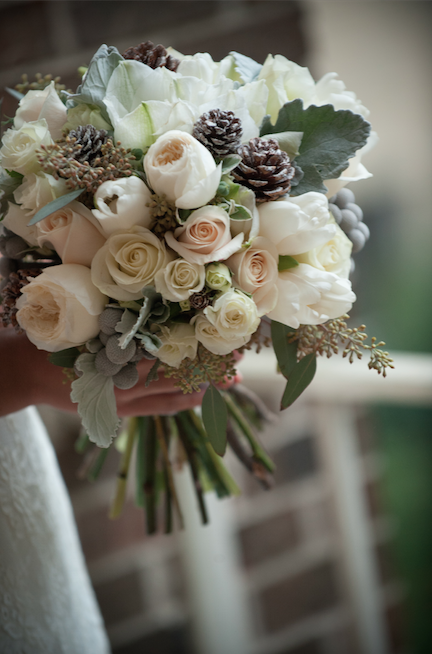 ak brides akbrides wedding flowers bridal bouquet winter wedding hot house design studio jerrod brown studios