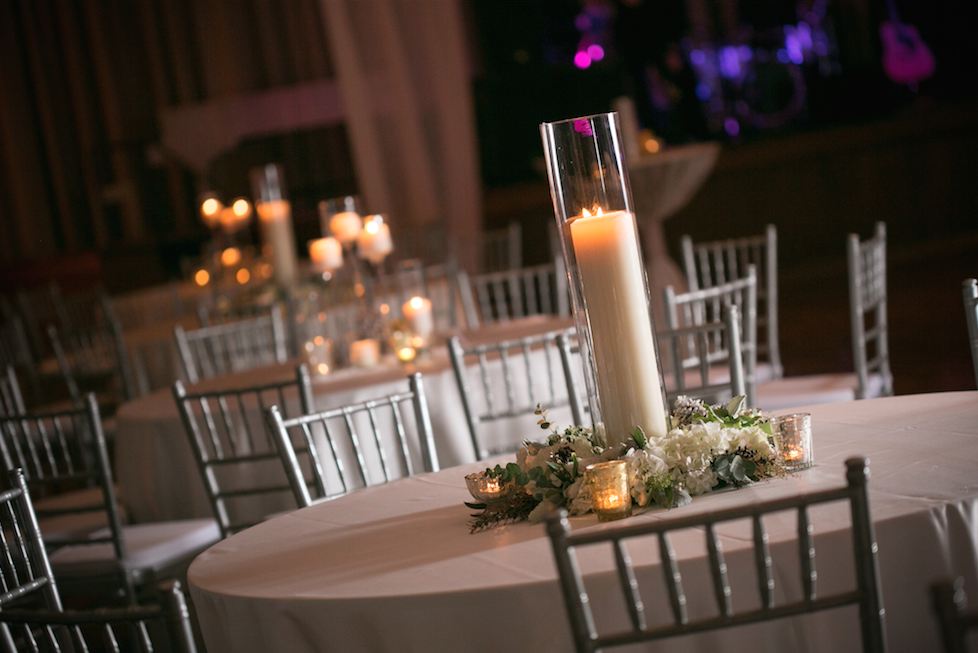 ak brides akbrides nicole and drew wedding reception the club hot house design studio candles wedding flowers