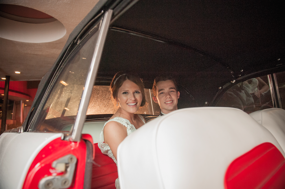 ak brides akbrides wedding planner nicole and drew get a way car the club wedding day