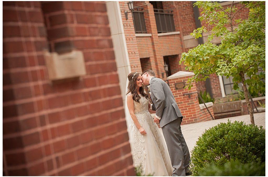 Caitlin and Ben | Ross Bridge Golf Resort and Spa | Birmingham Alabama | AK Brides | Real Wedding