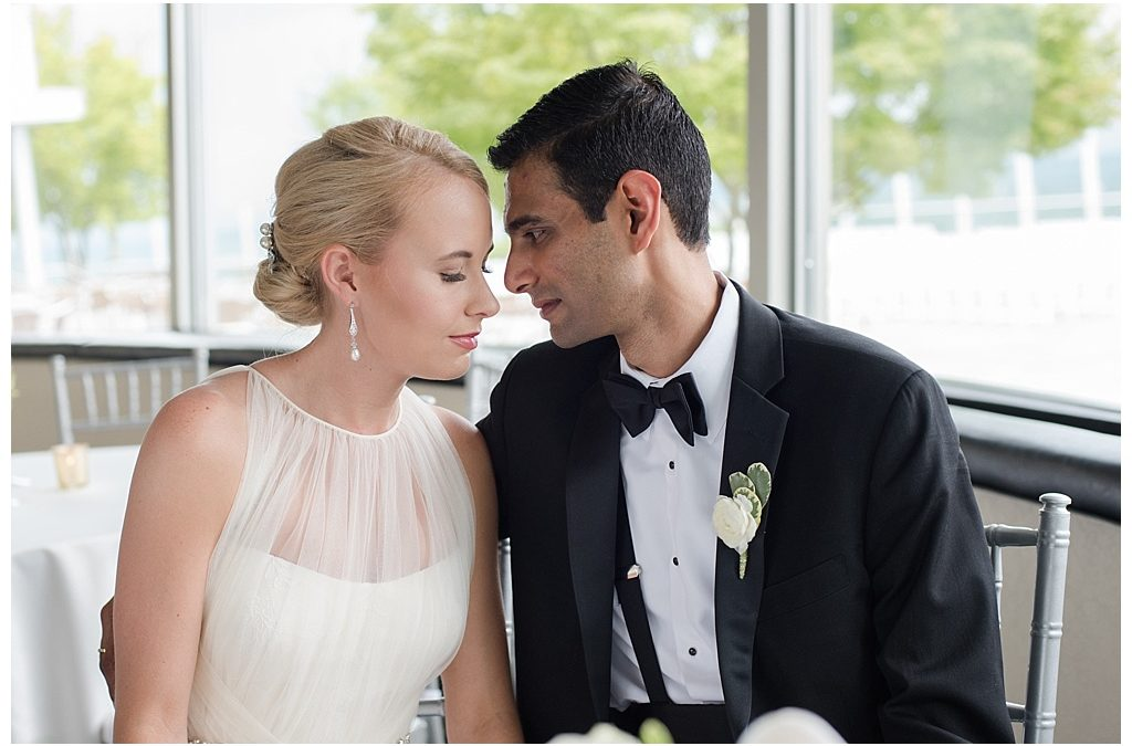 Carrie and Boopathy | The Club | Birmingham Alabama | AK Brides | Real Wedding