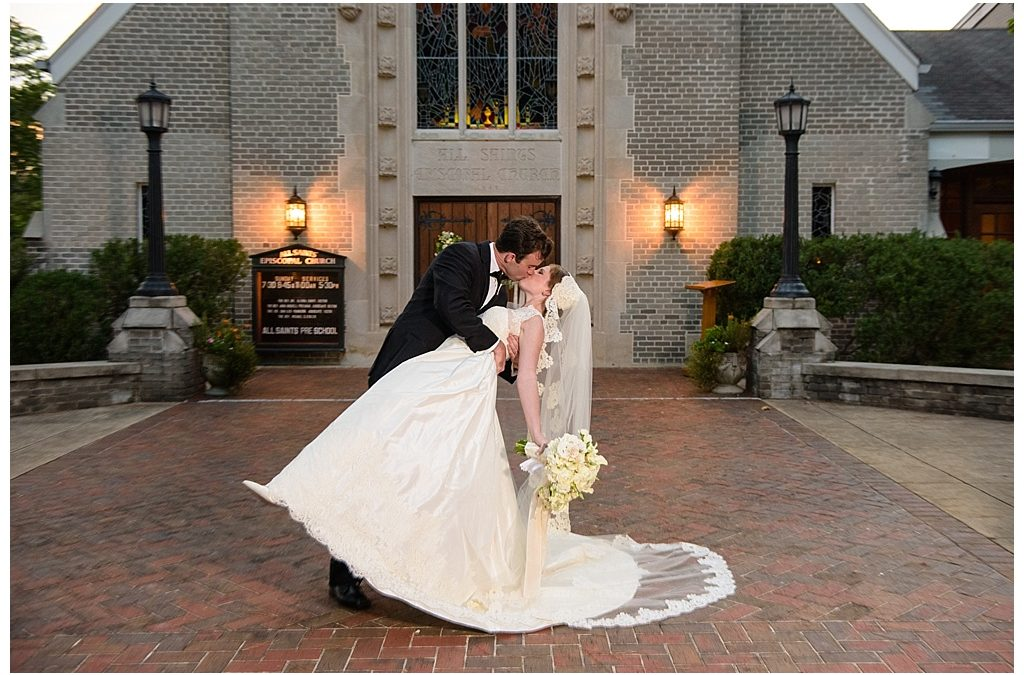 Lisette and Wynn | City Club of Birmingham | Birmingham Alabama | AK Brides | Real Wedding