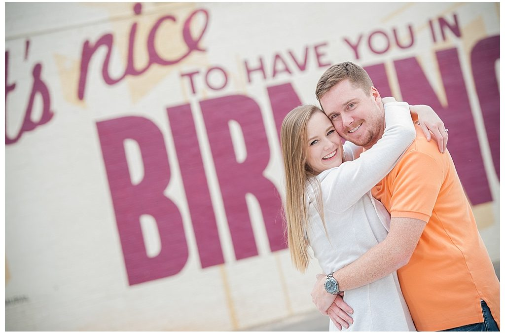 Tiffany and Dave | Engagement Shoot | Birmingham Alabama | AK Brides