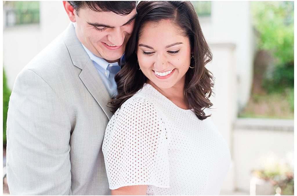 Brittany and Paul | Engagement Shoot | Birmingham Alabama | AK Brides