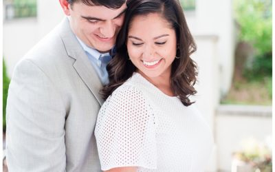 Brittany and Paul | Engagement Shoot | Birmingham Alabama | AK Brides