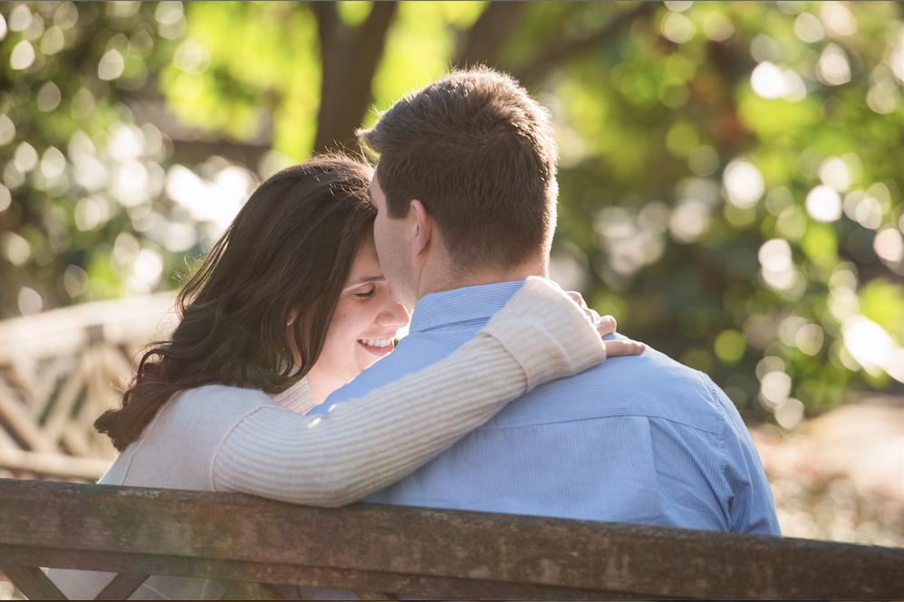 Olivia and Blake | Engagement Shoot | Birmingham Alabama | AK Brides
