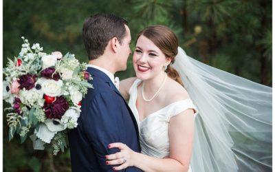 Rachael and William   Birmingham Alabama   Vulcan Park Wedding   AK Brides